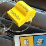 Dicas de segurança para as malas – Lacres Sealbag