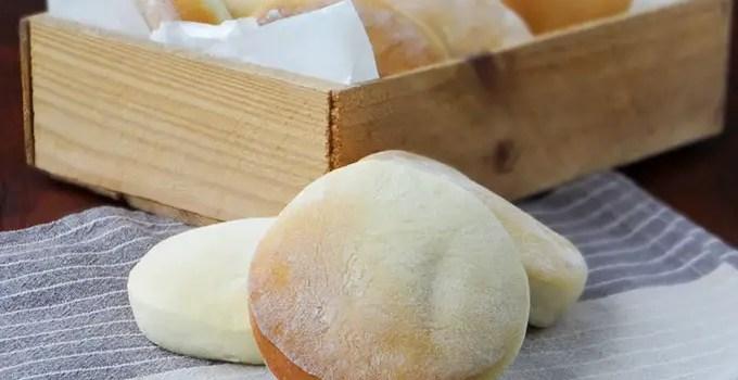 Receita: Pão de Hambúrguer feito em casa