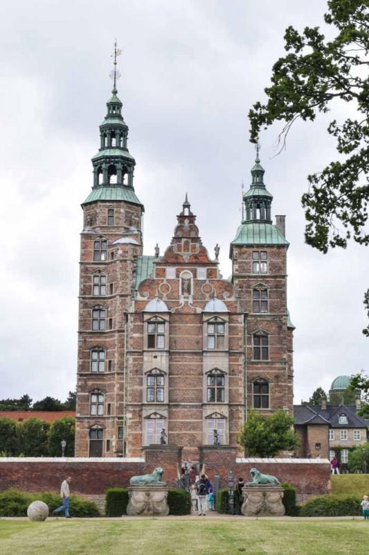 Rosendal Slot