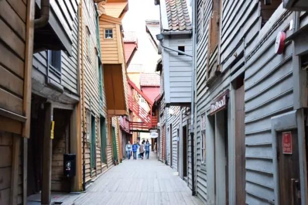 Bryggen - Bergen