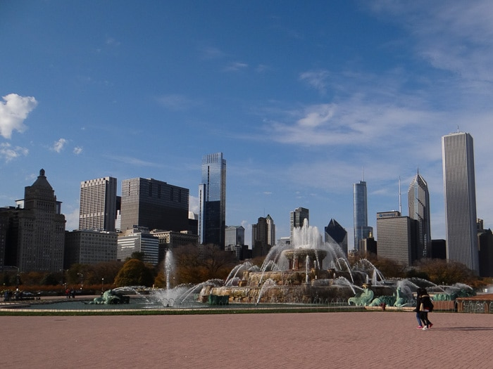 Chicago Grant Park (2)