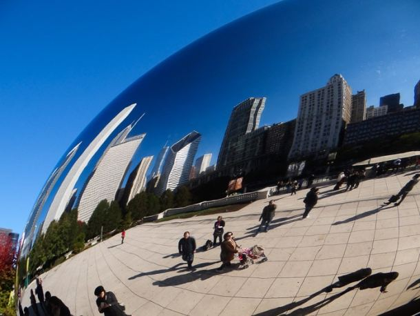 Chicago The Bean - Cloud Gate (4)