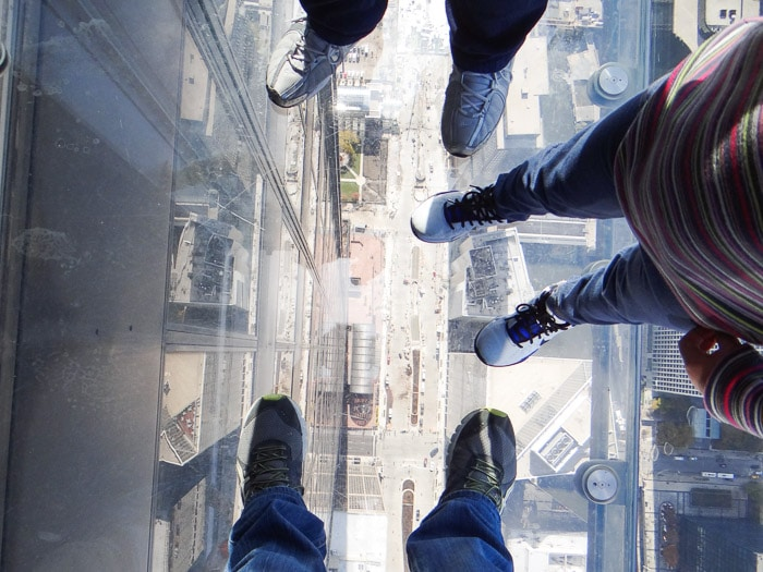 Chicago Willis Tower Skydeck (1)