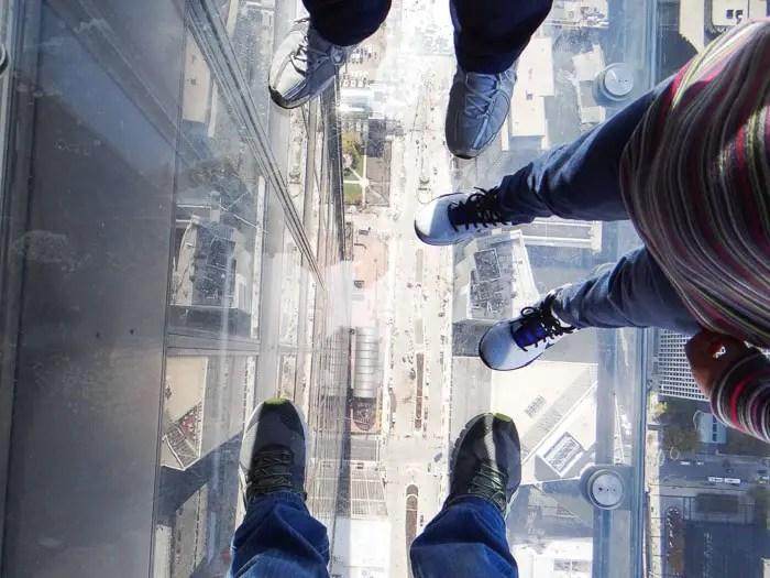 Chicago Willis Tower Skydeck (1)