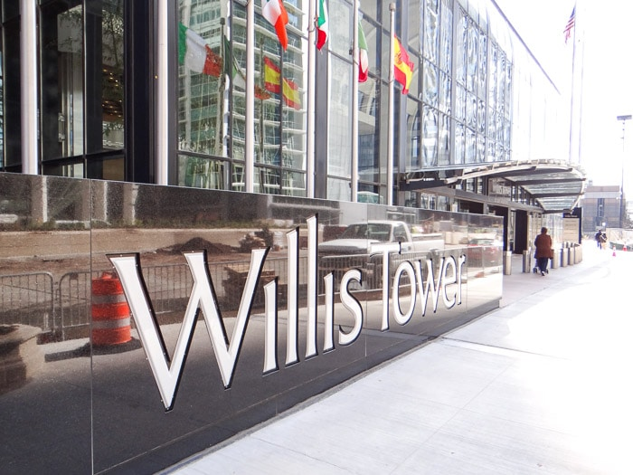 Chicago Willis Tower Skydeck (3)