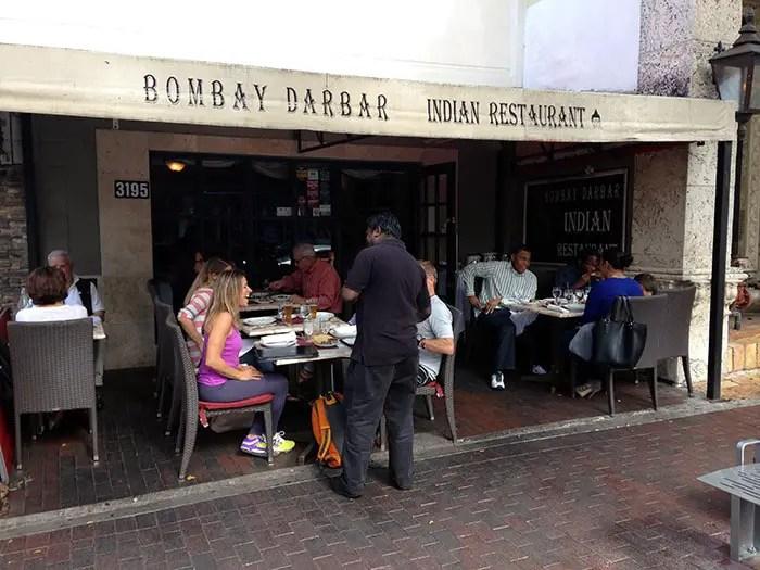bombay darbar indian restaurant