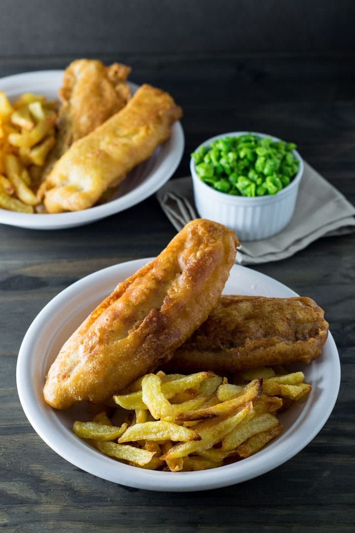 Fish & Chips | Malas e Panelas