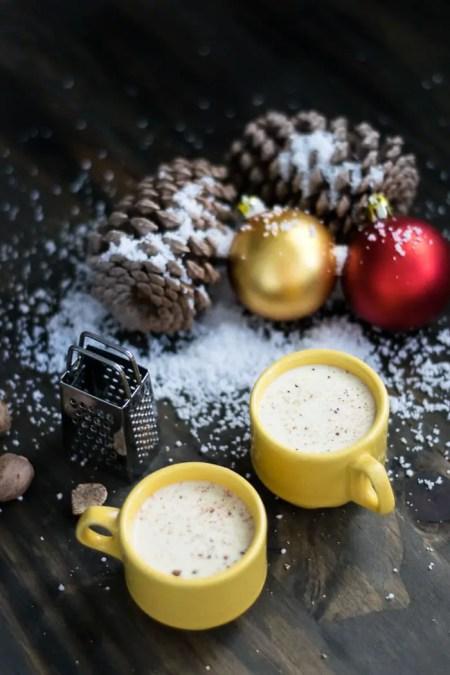 Receita de Eggnog | Malas e Panelas
