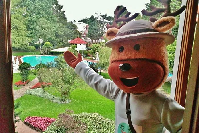 Hotel Alpestre em Gramado