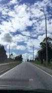Entre Colônia e Montevidéu