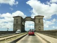 Ponte entre Jaguarão e Rio Branco