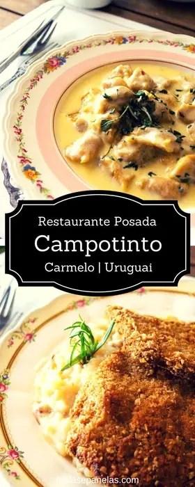 Restaurante Posada Campotinto Carmelo - Uruguai