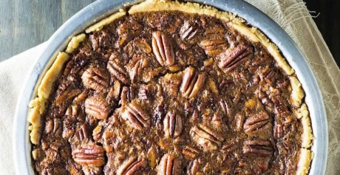 Torta de Noz Pecã {Pecan Pie}