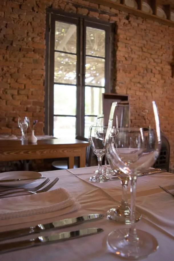 Restaurante Narbona