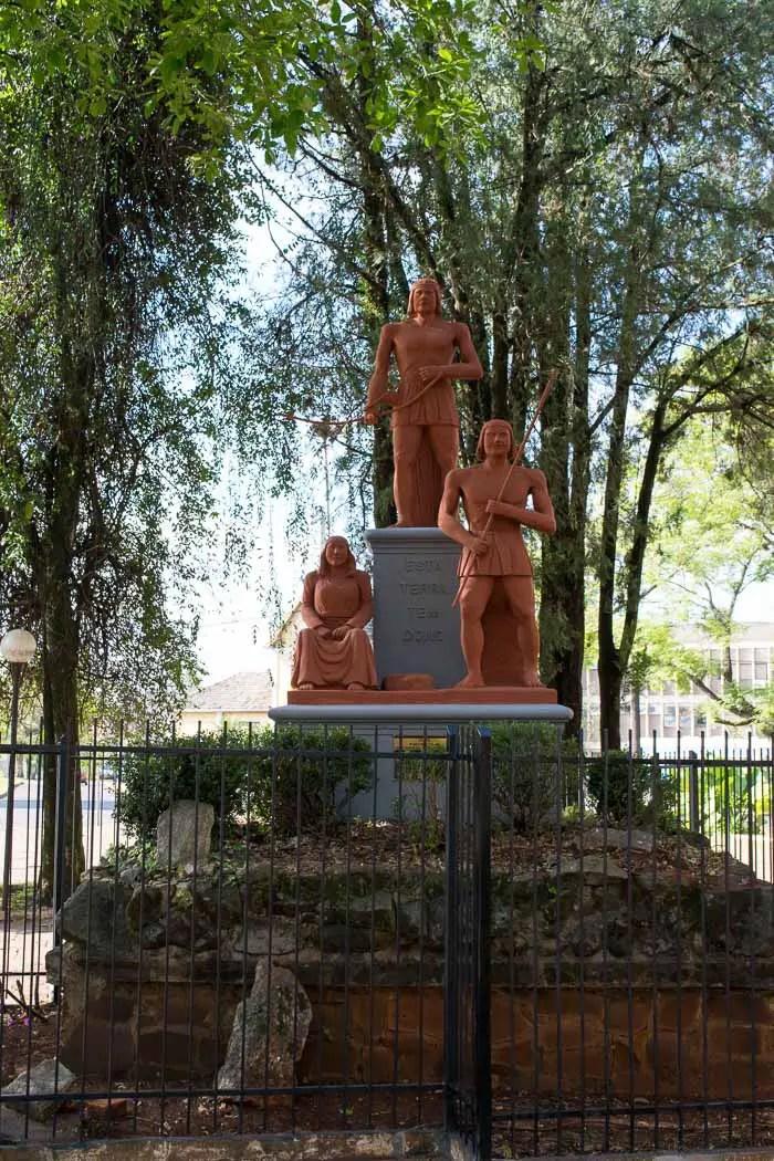 Monumento Sepé Tiaraju