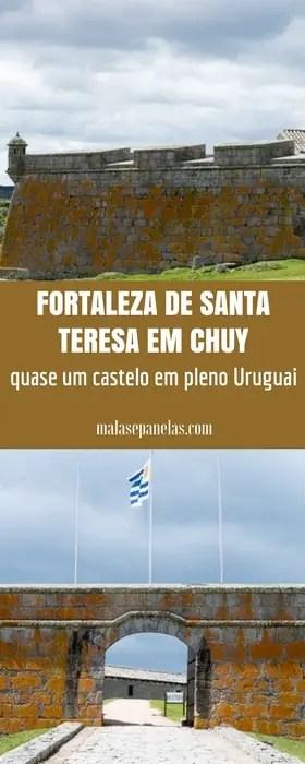 Fortaleza de Santa Teresa em Chuy - quase um castelo em pleno Uruguai | Malas e Panelas