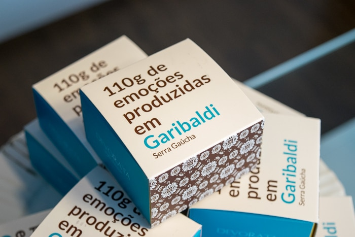 Devorata trufas Garibaldi