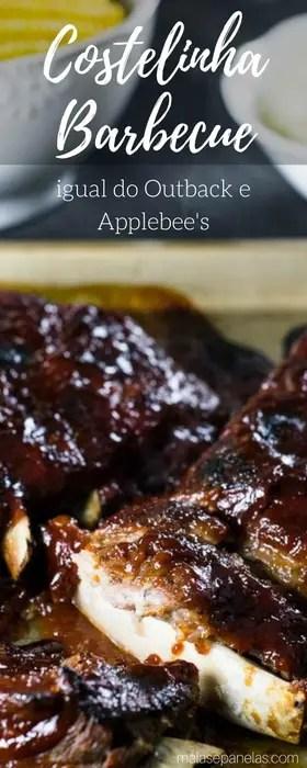 Costelinha Barbecue | Malas e Panelas