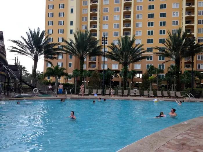 Piscina de resort em Orlando