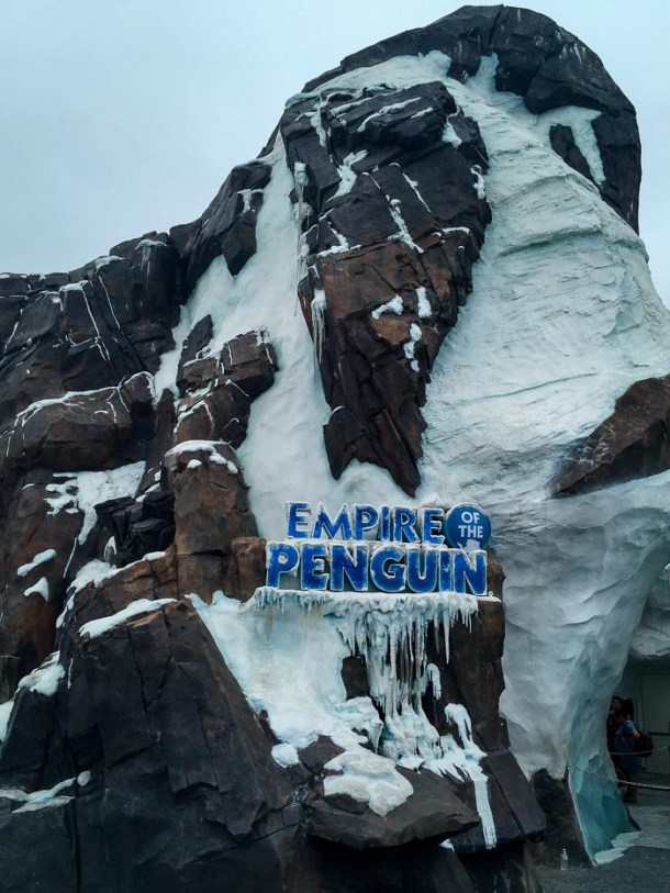 Empire of the Penguin - SeaWorld Orlando