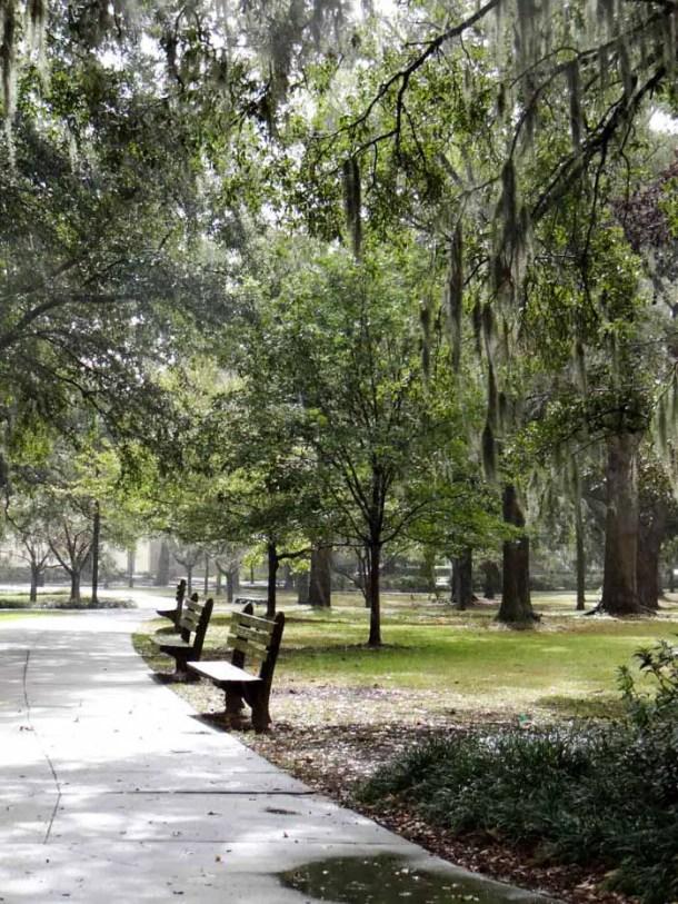 Forsyth Park Savannah