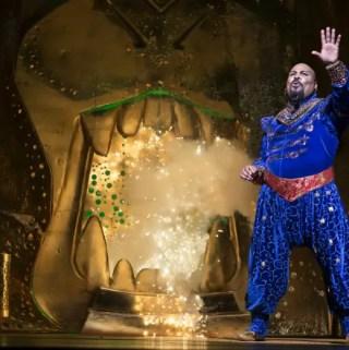 Musical Aladdin na Broadway
