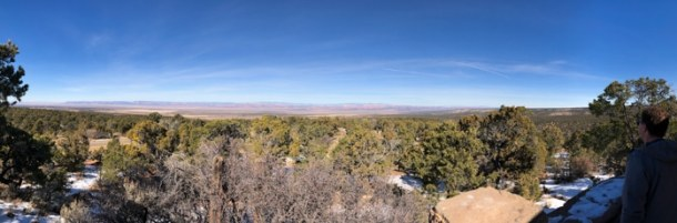 Le Fevre Overlook na US89A