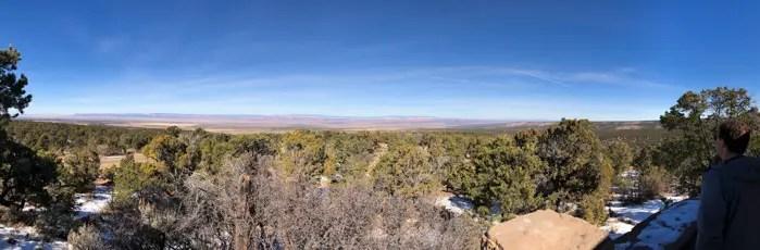 Le Fevre Overlook na US89A