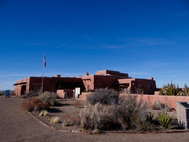 Painted Desert Inn Arizona