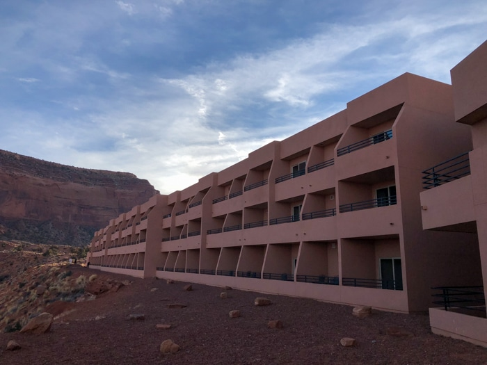 The View Hotel - Monument Valley