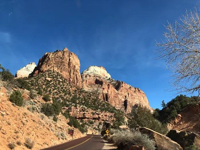 Zion - Mt Carmel Highway