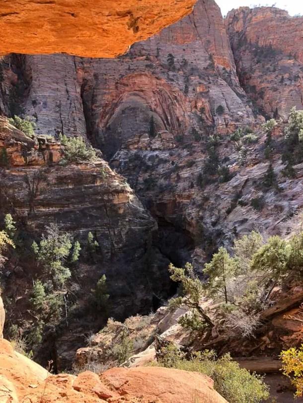 Trilha Canyon Overlook - Parque Nacional Zion - Utah
