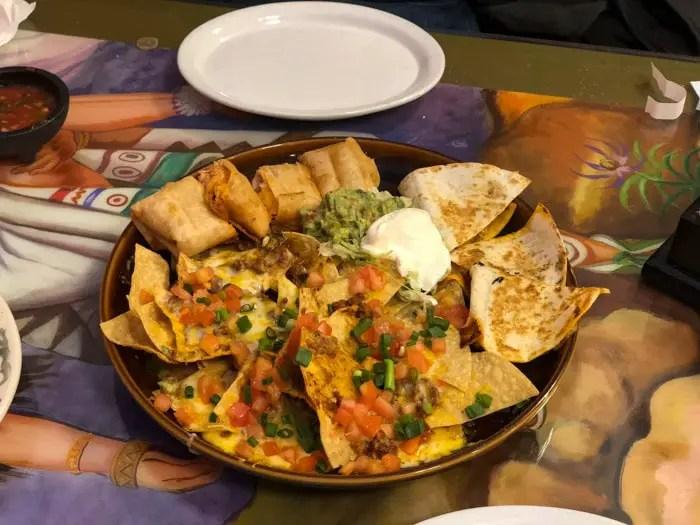 Restaurante Fiesta Mexicana em Page, Arizona