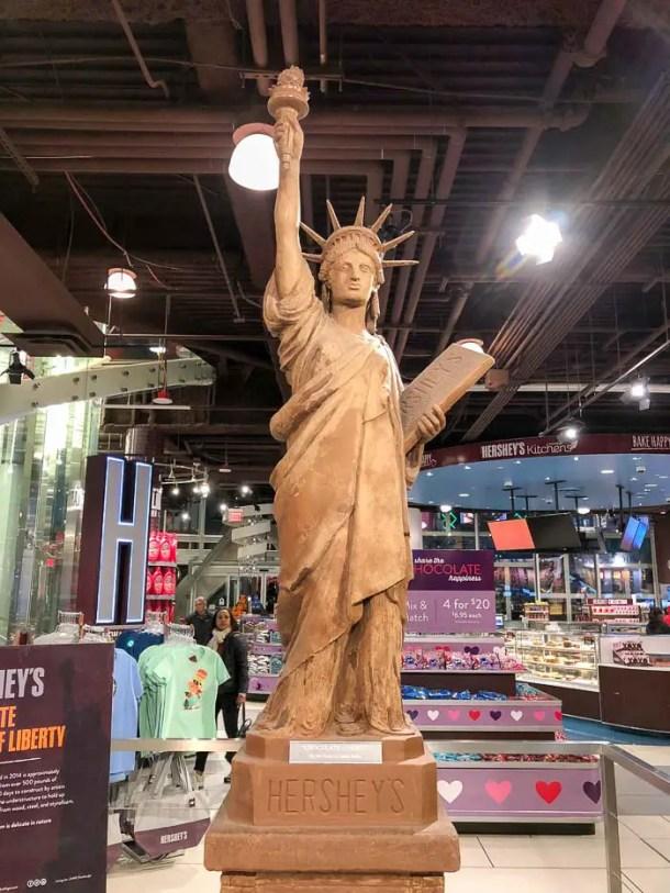Hershey's Store Las Vegas