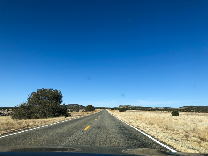 Do Grand Canyon a Las Vegas pela Route 66