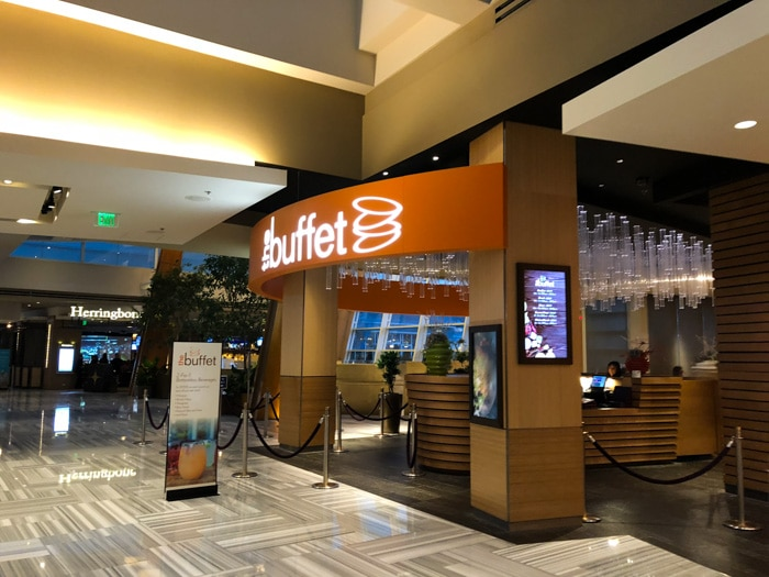 The Buffet -Aria Casino Las Vegas