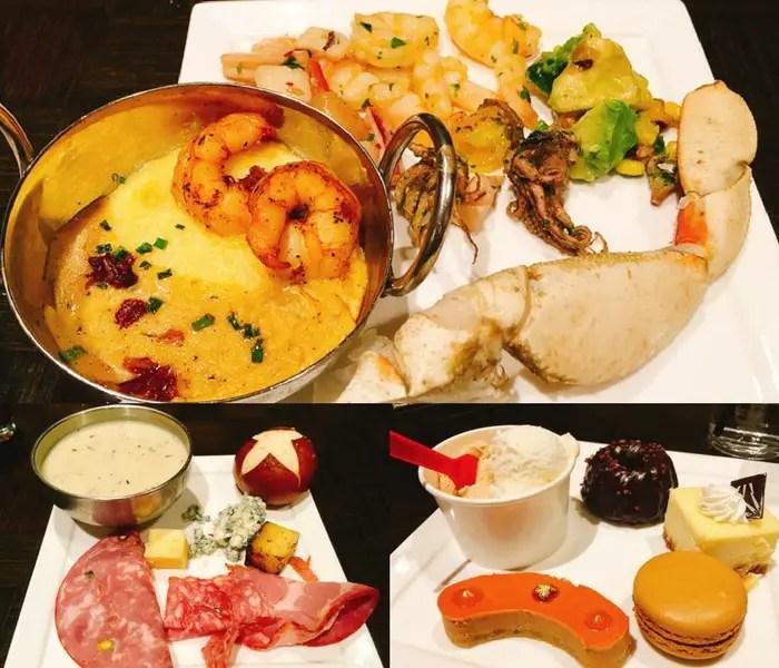 Buffet do Wicked Spoon - Hotel Cosmopolitan Las Vegas