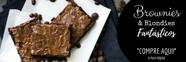 Receitas de Brownies