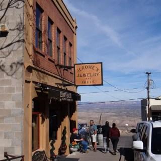 10 dias no sudoeste americano – Sétimo dia: Prescott, Jerome e Sedona, Arizona