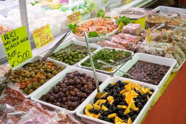 Mercato Trionfale Roma - Where to eat in Rome on a budget   Travel Cook Tell