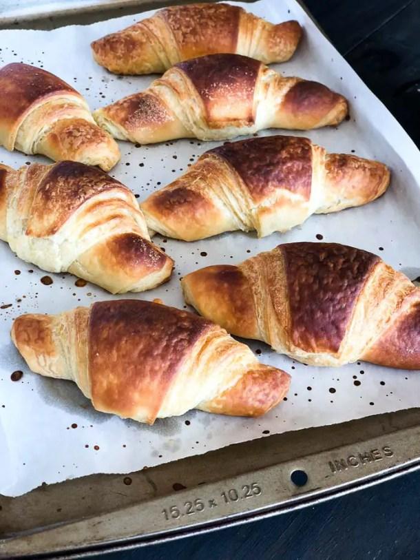 croissants prontos