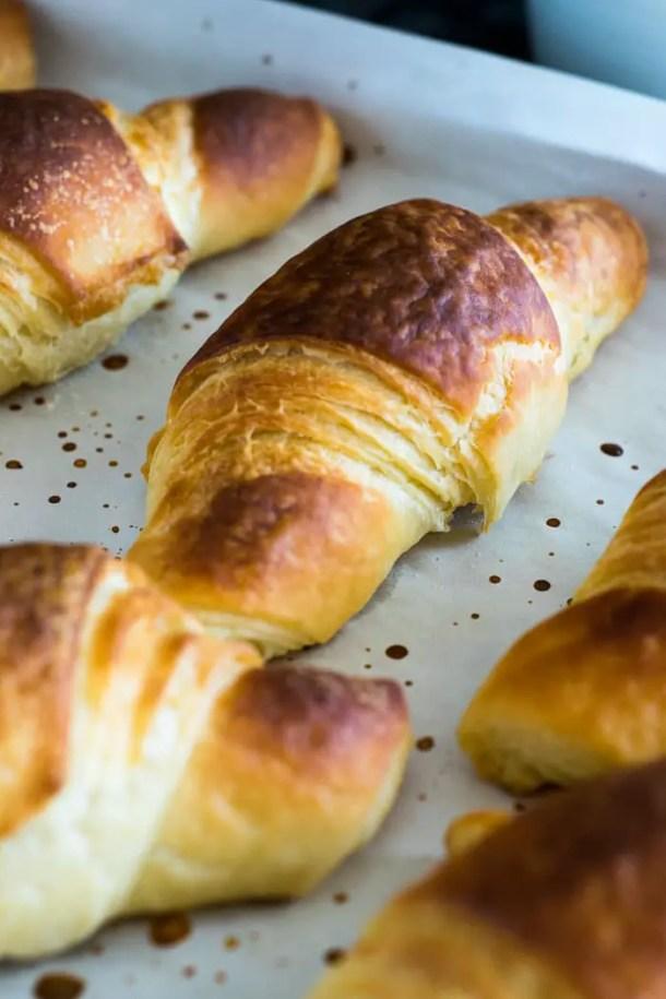 Receita de Croissant | Como fazer croissant em casa