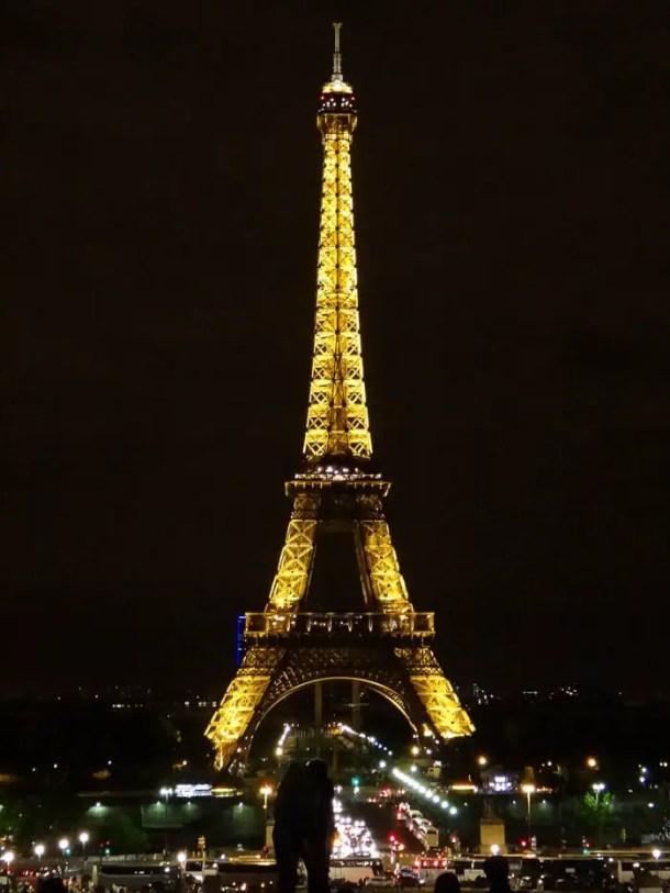 16 Lugares para Visitar em Paris | The Eiffel Tower | Malas e Panelas