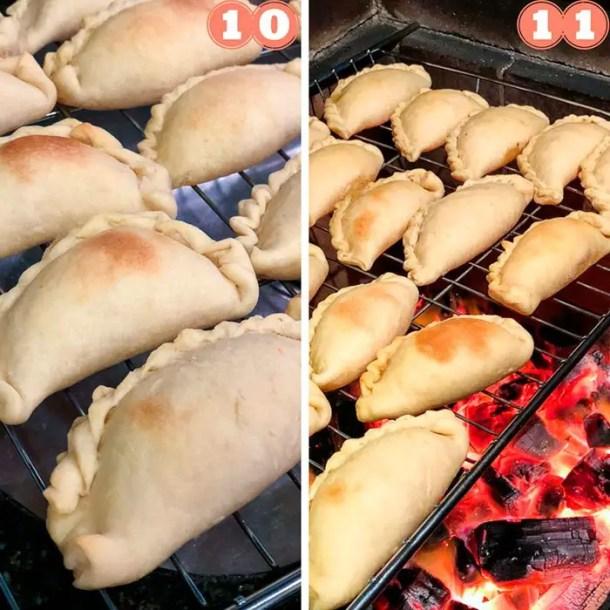 receita de empanadas uruguaias com passo a passo