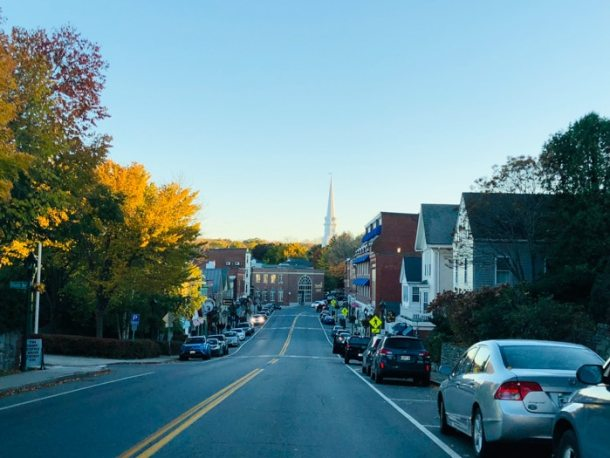 20 Great Places to Take Pictures in New England - Camdem, Maine | Travel Cook Tell