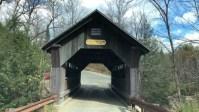 Gold Brook Covered Bridge