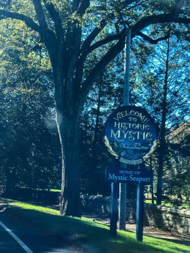 Mystic em Connecticut