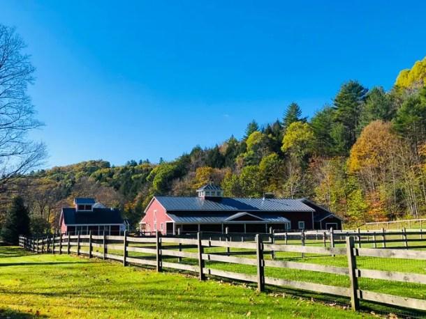 Fazenda em Vermont