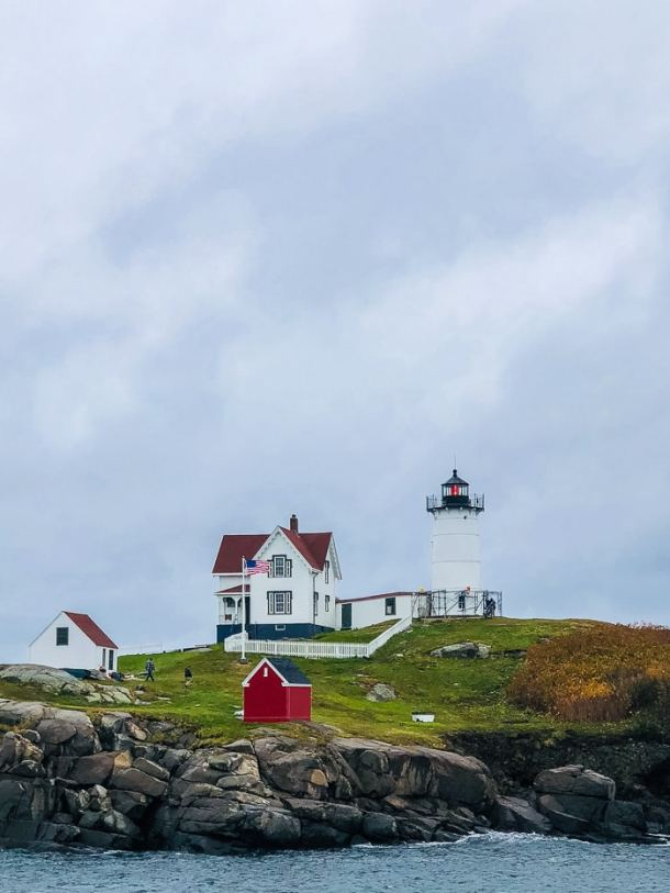 nubble head lighthouse