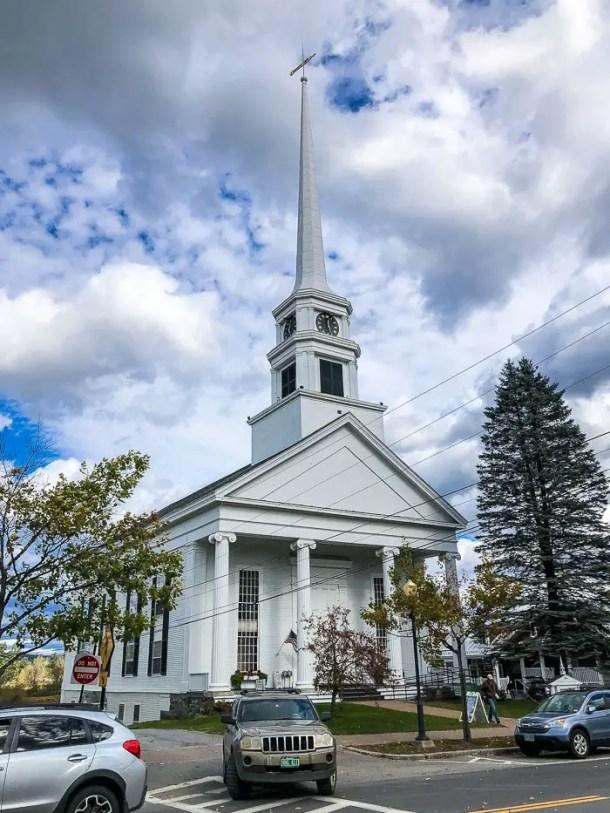 igreja em stowe